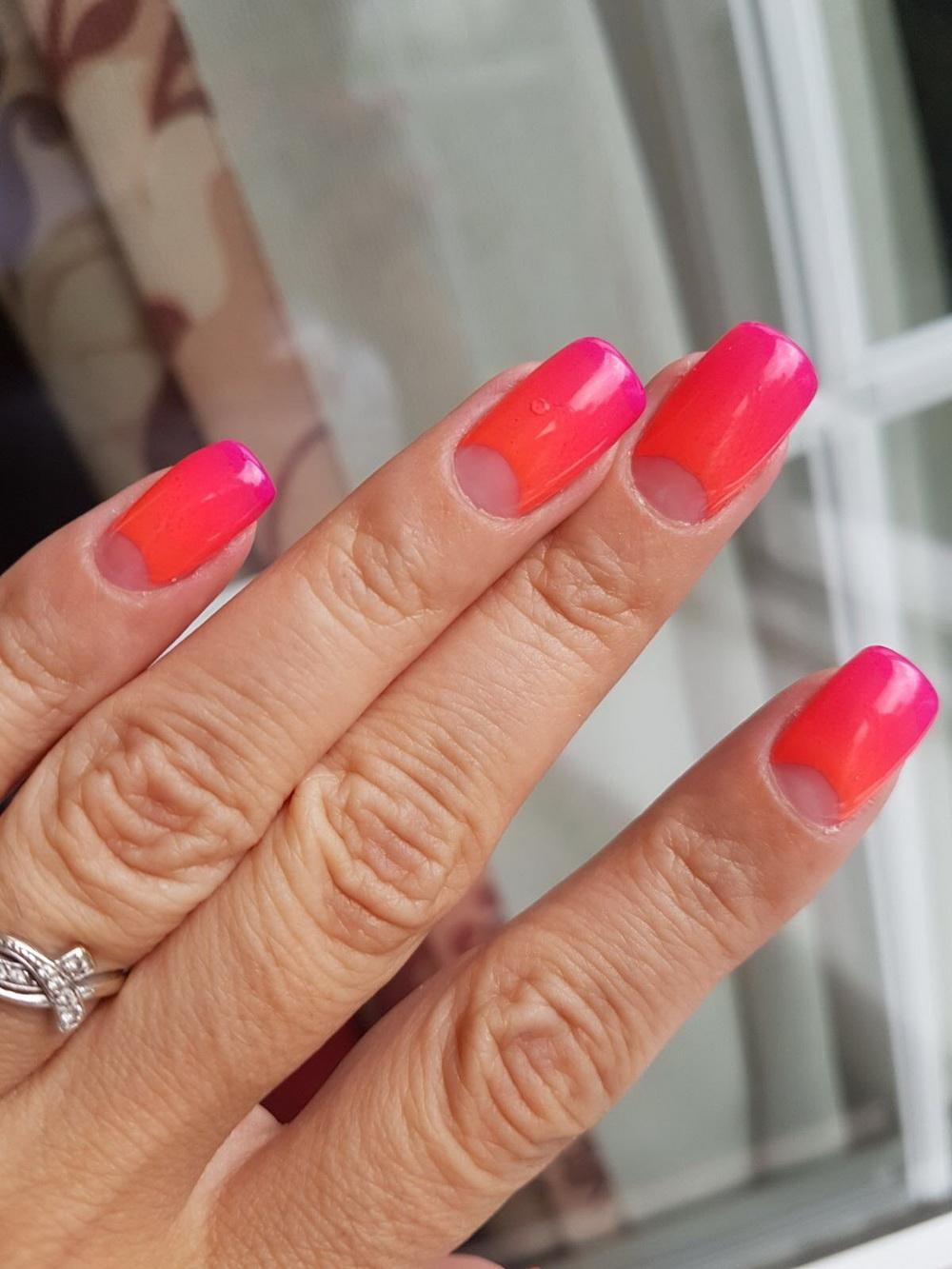 Unghii Cu Gel Illusion Nail Beauty Center