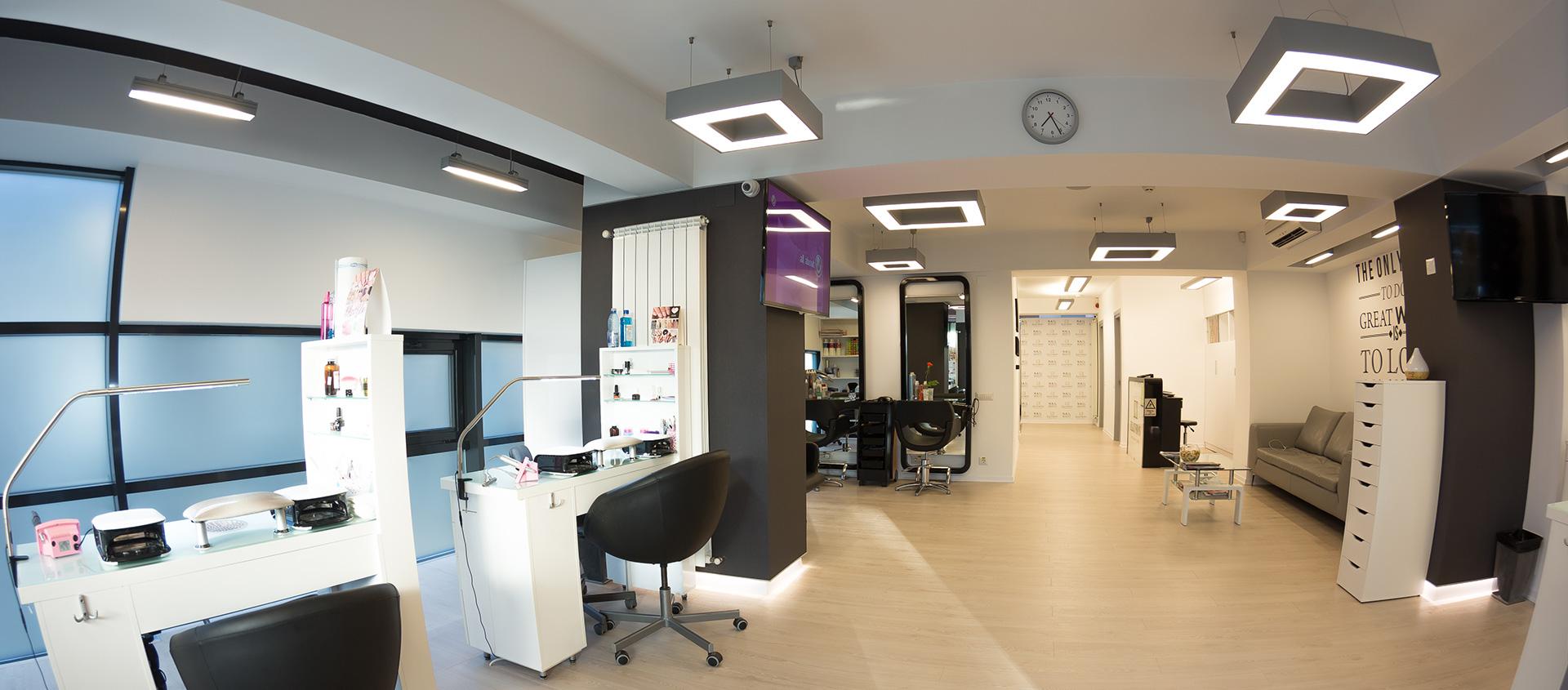 Illusion Nail Beauty Center Unghii Cu Gel Gene False Coafor